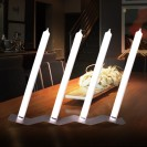 Magnetic Candle Base &amp; Four Candles