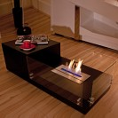 Real Flame Dual Coffee Table