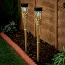 Solar Bamboo Torch 63cm