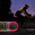 Spoke Lit Bicycle Light