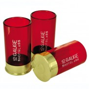 12 Gauge Shot Glass (4 Pack)