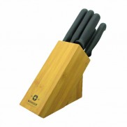 6 Piece Knife Set + Storage Block