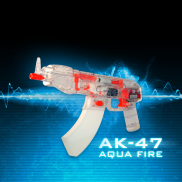 Ak-47 Aqua Fire Automatic Water Gun
