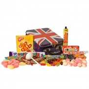 Best of British Sweets Tin