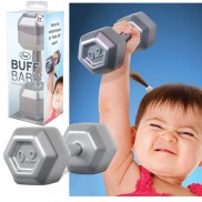 Buff Baby Rattle