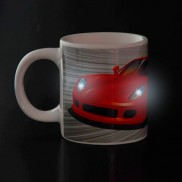 Car Mug with Light and Sounds