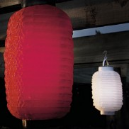 Solar Chinese Party Lantern (6 Pack)
