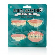 Dental Disasters Fake Teeth