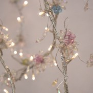 60 LED Crystal Elegance String Lights