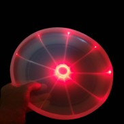 Flashflight Frisbee