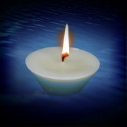 Floating Pool Candle