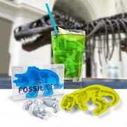 Fossil-iced Ice Cube Tray