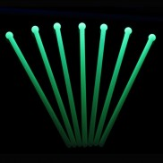 Glow In The Dark Cocktail Stirrers (25 Pack)