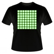 The White Spots Glow T Shirt