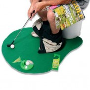 Golf Toilet Set