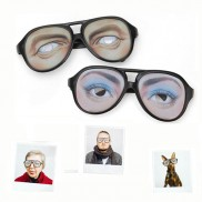 His &amp; Hers Instant Weirdo Glasses