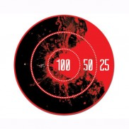 Hot Shot Heat Reactive Targets (3 Pack)