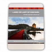 Laird Or Lady Of Kincavel Gift Tin