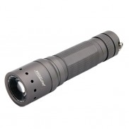 Led Lenser Police Tech Focus Black
