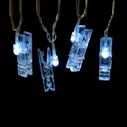 Led Peg String Lights