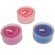 Love Hearts Sweets Tealights