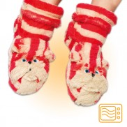 Microwaveable Bagpuss Boots