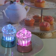 Mini Led Cupcake