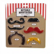Noteable Moustaches