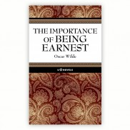 The Importance Of Being Earnest Personalised Classic Novel