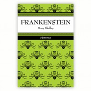 Frankenstein Personalised Classic Novel