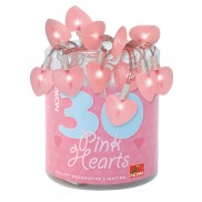 Pink Heart Stringlights