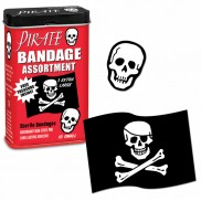 Pirate Plasters