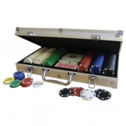 Luxury 300 Poker Chip Case