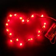 Red Hearts Light Chain