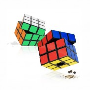 Rubik's Cube Salt &amp; Pepper Mills