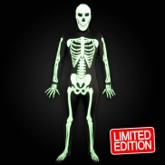 Skinz Glow Skeleton Outfit