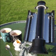 Solar Kettle