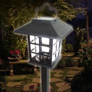 Solar Oriental Lantern Set