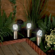 Solar PIR Lights