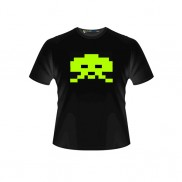T-qualiser Space Invader T-shirt