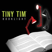 Tiny Tim Retro Book Light