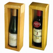 Wine Bottle Salt &amp; Pepper Mills